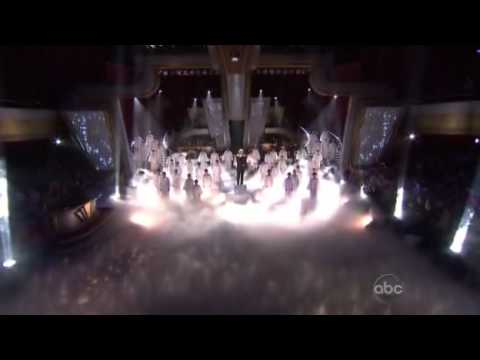 Michael Bolton - 'Hallelujah' - Dancing With The Stars