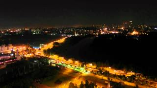 Москва. Вид из гостиницы Измайлово. 28 этаж.(, 2012-07-03T11:31:08.000Z)