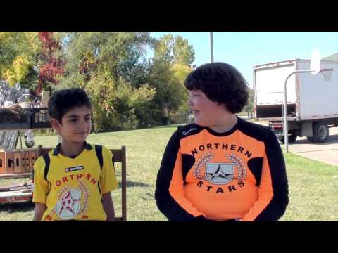 The New Lionel Messi??  Christian Koza & Aedin Mincks  Golden Shoes Soccer Movie