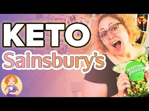 sainsburys-keto-diet-food-list-grocery-🛒-low-carb-keto-haul-2019-#15