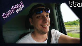 W końcu jakiś progress! - RoadVlog2017 (dla Damiana) odcinek 55a