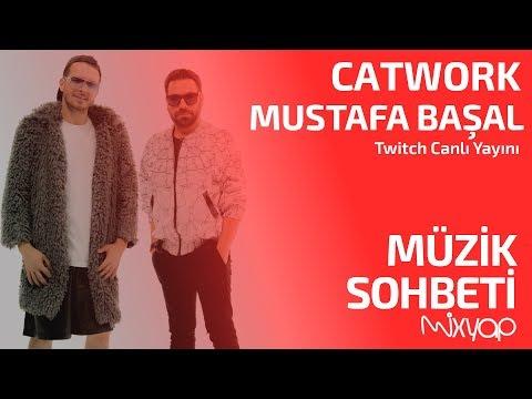 CATWORK Emrah Çelik Ve Mustafa BAŞAL İle Müzik Üzerine Sohbet