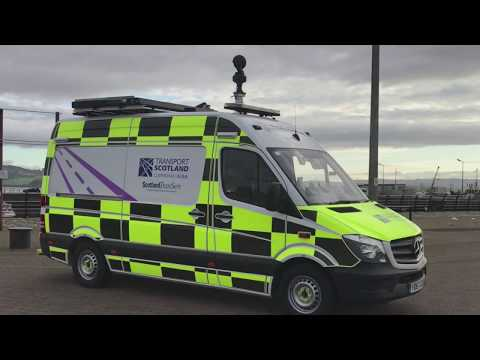 Trunk Roads Incident Support Unit operated by Scotland TranServ in Glasgow