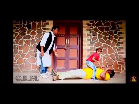 "छोटू का नया धमाका ""Desi Chhotu English Mem ""Part 21""Khandesh Comedy"