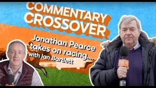 Jonathan Pearce becomes a RACING commentator | Cheltenham Festival | Match of the Day