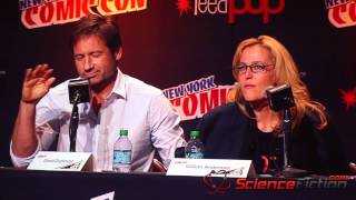 The X-Files Panel Highlights From NYCC 2013
