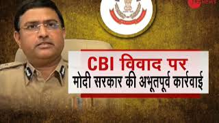 CBI vs CBI: Arun Jaitley rushes to govt's Defence, says only following CVC Recommendations