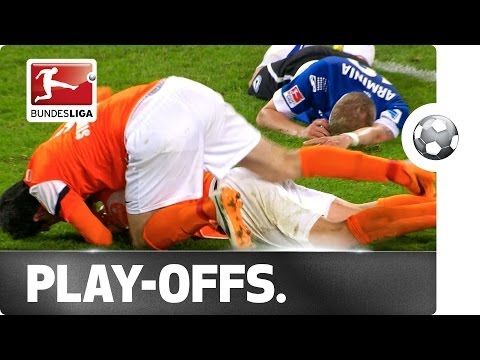 The Most Exciting Game of Recent Years - Relegation Play-Off Thriller