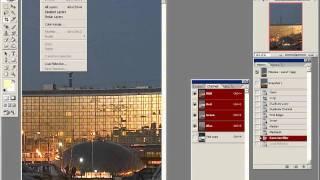 13  Интеллектуальное повышение резкости Видеоуроки по Photoshop Игоря Ульмана by Shram