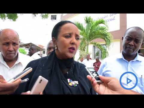 Education CS Amina Mohammed on policy dialogue in schools
