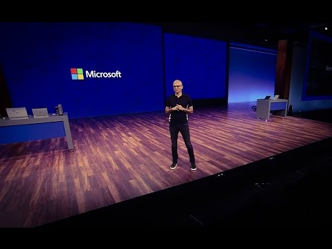 Microsoft Build 2017 - Day 1 Keynotes