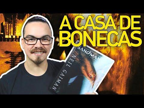 SANDMAN: A CASA DE BONECAS - História Completa