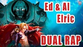 ED & AL ELRIC RAP    FULL METAL ALCHEMIST   Doblecero Feat Kinox