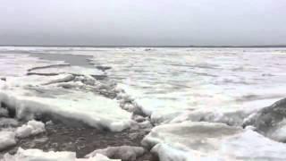 Ледоход на реке Лена