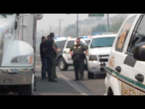 Washoe County Sheriff's, Ar 15 Open Carry 1 of 2