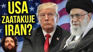 Trump USA Zrywa Porozumienie z Iran - Dlaczego ? Co Teraz ? - Komentator
