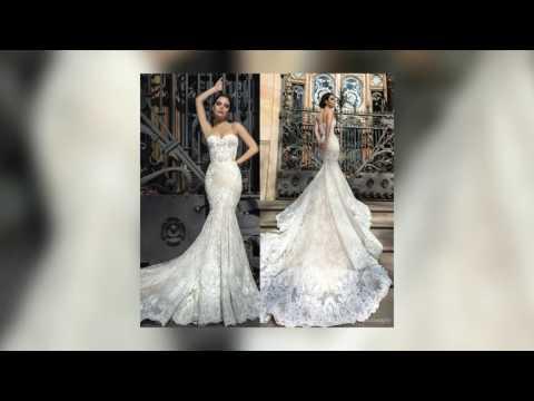 Самые модные свадебные платья-2017 показали в Нью-Йорке (новости)