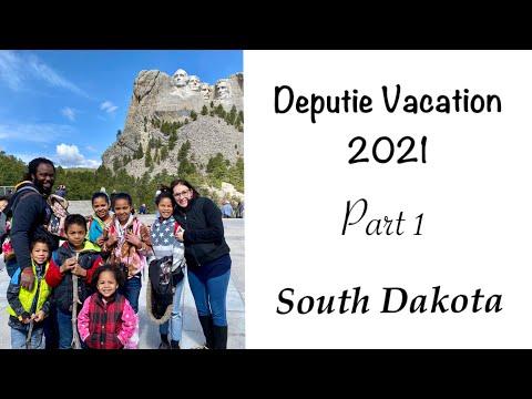 South Dakota - Vacation 2021 Part 1