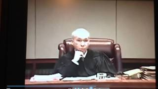 NJ Supreme Court arguments on the Rule of Three Part 1