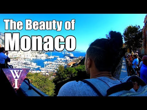 The Beauty of Monaco (Flying First Class, Yachts, Supercars, Casinos, Nightlife, Etc.)