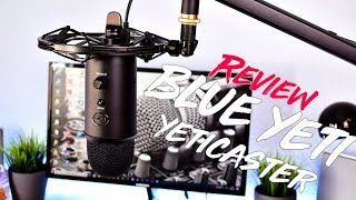 Blue Yeti/Yeticaster - Perfektes Mic für alle?! - Review+Soundtest