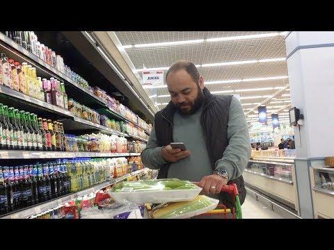 Groceries Shopping & Di Balik Layar Sebuah Video
