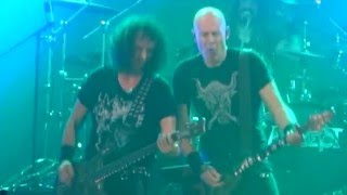 ACCEPT Son Of A Bitch Live At Ray Just Arena Moscow 26 11 2015