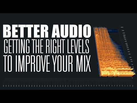 Audio Mixing 101: How to Get the Right Levels