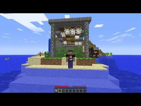 ТАЙНЫЙ ОСТРОВ В МАЙНКРАФТЕ [ЧАСТЬ 2] Зомби апокалипсис в майнкрафт! - (Minecraft - Сериал) 2019
