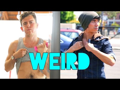Thumbnail: Weird Things All Men Do But Don't Talk About