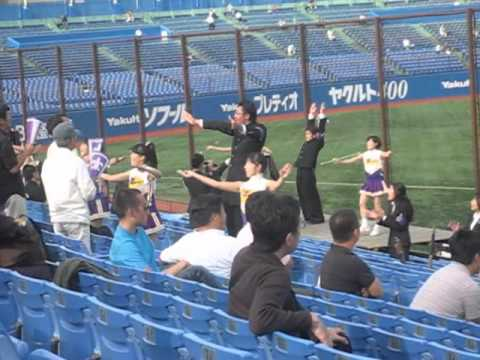 成城学園野球部VS立教池袋戦、勝利の瞬間。posted by bogatemuia