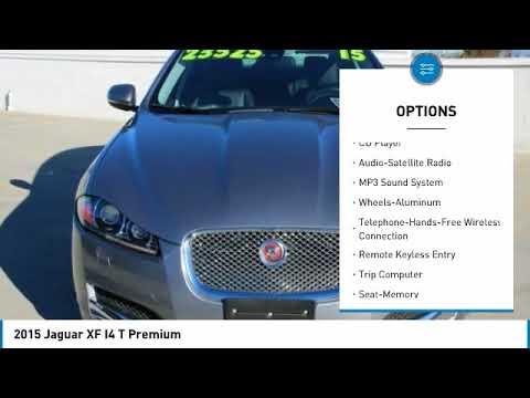 2015 Jaguar XF Garden Grove CA 18595