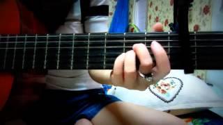 Part 1 Hướng dẫn guitar   Anh muốn em sống sao   Teo Maxx
