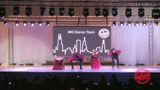 cisc 2016 mg dance team