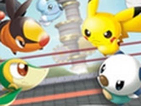Pokemon Rumble Blast - Passwords