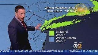 Tri-State Blizzard Watch