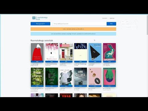 Таллиннская центральная библиотека открыла бесплатный доступ к базе электронных книг