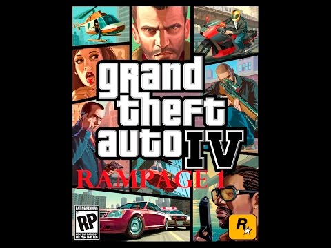 Grand Theft Auto IV.  Rampage 1