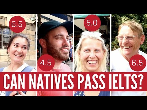 Can Brits Pass IELTS Speaking? - Part 1