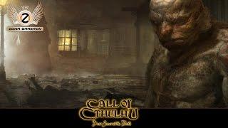 Обзор Call of Cthulhu: Dark Corners of the Earth