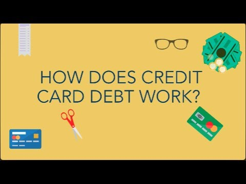 How Does Credit Card Debt Work