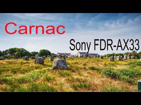 Alignement de Carnac - 4k