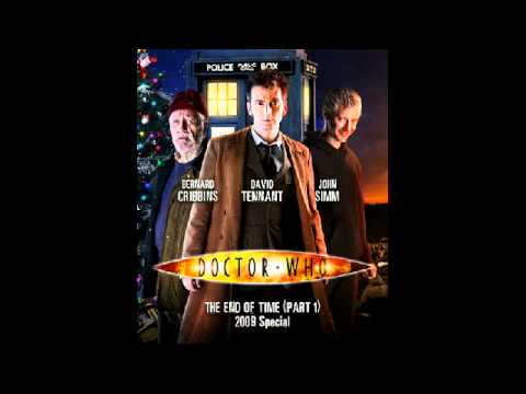 Doctor Who End Of Time Regeneration Theme