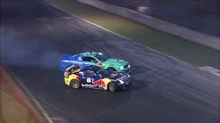 Flashback - Rhys Millen v. Vaughn Gittin Jr. - Road Atlanta (2008)