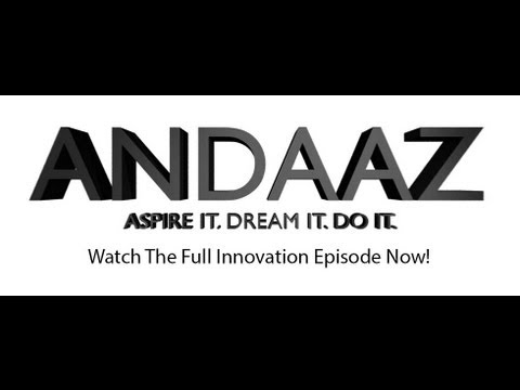Artificial Intelligence, Autodesk, 3D Printing, and Innovation - Andaaz Season 4 Episode 4