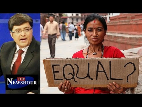 From Triple Talaq To Polygamy - Why Gender Discrimination?: The Newshour Debate (10th Nov)