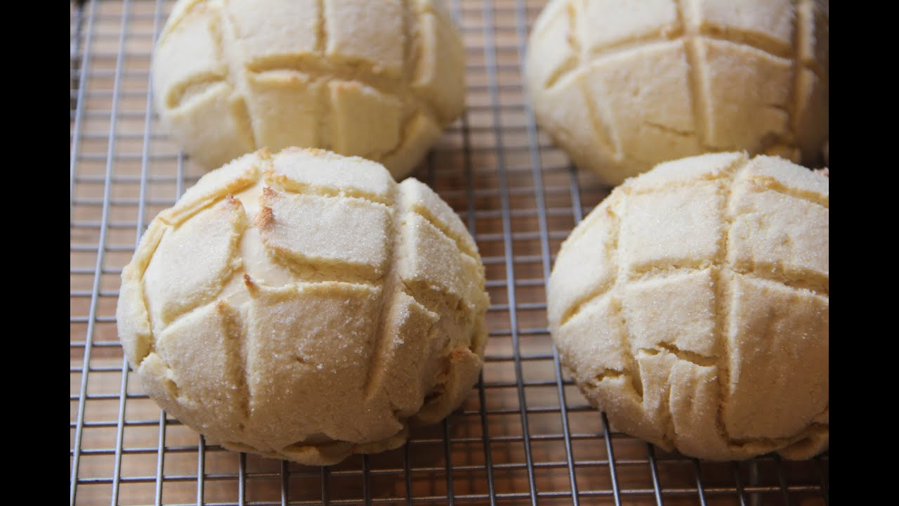Melon pan recipe japanese cooking 101 youtube its youtube uninterrupted forumfinder Gallery
