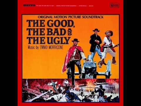 The Good, The Bad & The Ugly Soundtrack (The Trio)