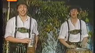 Strange german song