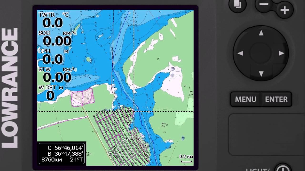 Обзор GPS или как переделать авто-навигатор на туристический - YouTube